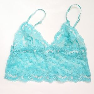 Rampage bralette, size Small, women's intimates.